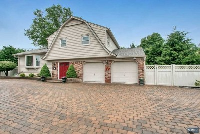 Bergen County Single Family Home For Sale: 221 Forest Avenue