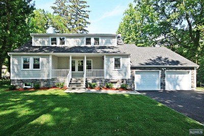 Bergen County Single Family Home For Sale: 160 Grant Street
