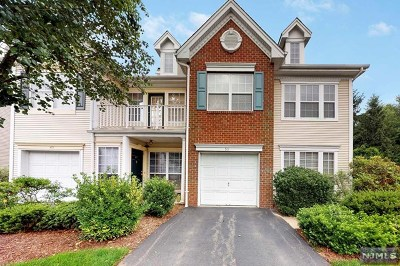 Montville Township Condo/Townhouse For Sale: 50 Heritage Court
