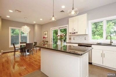 Bergen County Condo/Townhouse For Sale: 1464 River Road