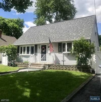 Pompton Lakes Single Family Home For Sale: 115 Hershfield Street