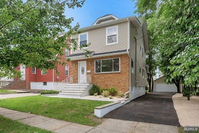 Bergen County Single Family Home For Sale: 544 Forest Avenue
