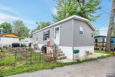 Bergen County Single Family Home For Sale: 10 West 3rd Street