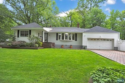 Tenafly Single Family Home For Sale: 43 Richard Street