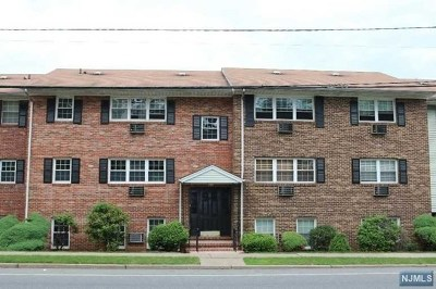 Clifton Condo/Townhouse For Sale: 355 Broad Street #D-3