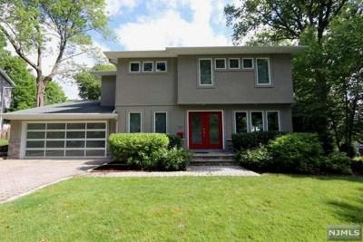 Cresskill NJ Single Family Home For Sale: $985,000