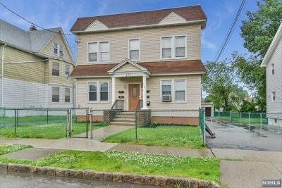 Essex County Multi Family 2-4 For Sale: 430 Cortlandt Street