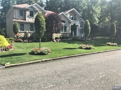Tenafly Single Family Home For Sale: 11 Cypress Street