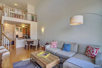 Hudson County Condo/Townhouse For Sale: 24 Ave At Port Imperial #404