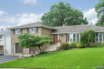 Totowa Single Family Home For Sale: 23 Haven Avenue