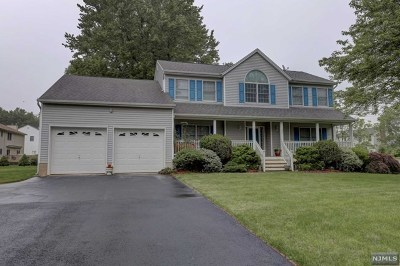 Morris County Single Family Home For Sale: 320 Old Bloomfield Avenue
