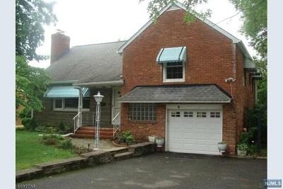 Madison Borough Single Family Home For Sale: 5 Howard Street