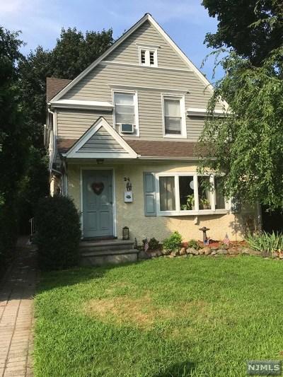 Park Ridge Multi Family 2-4 For Sale: 24 Ridge Avenue