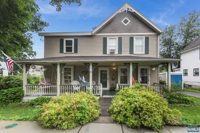 Bloomingdale Single Family Home For Sale: 8 Reeve Avenue