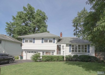 Emerson Single Family Home For Sale: 10 Sunset Place