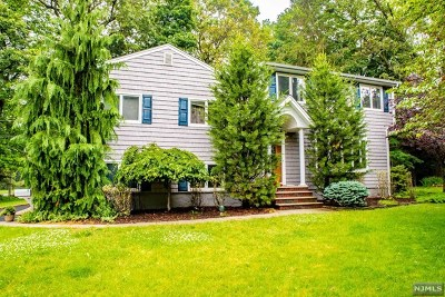 Bergen County Single Family Home For Sale: 1 Wilda Lane