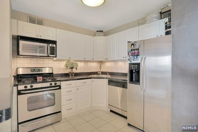 Fort Lee Condo/Townhouse For Sale: 2000 Linwood Avenue #17g