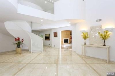Tenafly Single Family Home For Sale: 119 Hudson Avenue