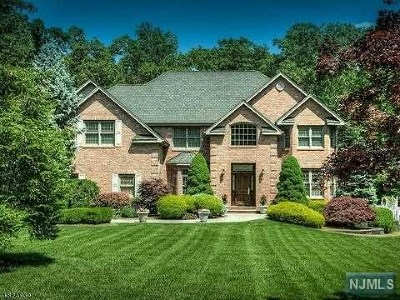 Passaic County Single Family Home For Sale: 10 Mountainside Drive