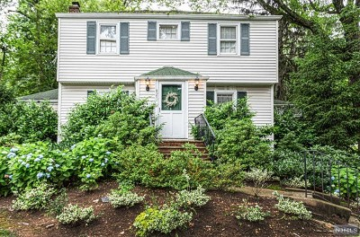 Oradell Single Family Home For Sale: 825 Kinderkamack Road