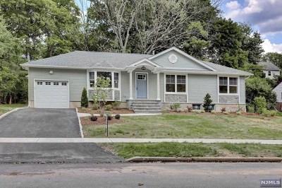 River Edge Single Family Home For Sale: 180 Zabriskie Place