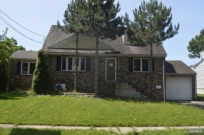 Fair Lawn Single Family Home For Sale: 4-30 28th Street