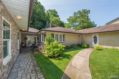 Saddle Brook Multi Family 2-4 For Sale: 1 Ranch Court