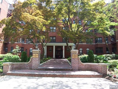 Hackensack Condo/Townhouse For Sale: 100 Prospect Avenue #4d