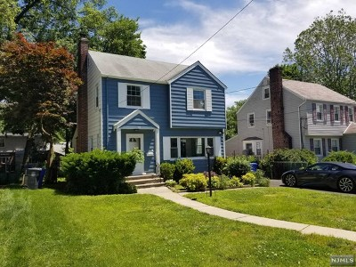 Englewood NJ Single Family Home For Sale: $325,000