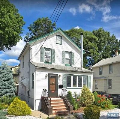 North Arlington NJ Single Family Home For Sale: $331,000