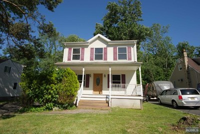 Essex County Single Family Home For Sale: 9 Cleary Place