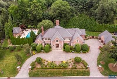 Norwood NJ Single Family Home For Sale: $2,888,000