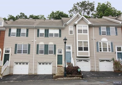 Mahwah NJ Condo/Townhouse For Sale: $459,000