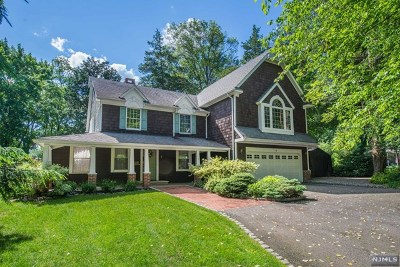 Morris County Single Family Home For Sale: 2 Orchard Road