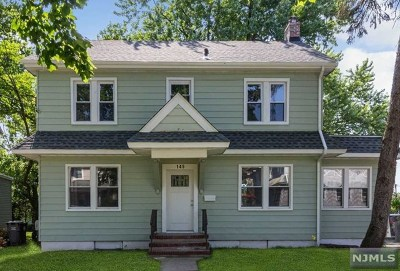 Englewood Single Family Home For Sale: 145 Reade Street