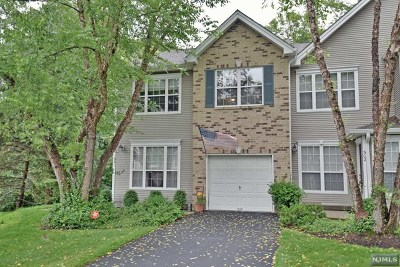Mahwah Condo/Townhouse For Sale: 501 Green Mountain Road