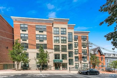 Morristown Town Condo/Townhouse For Sale: 7 Prospect Street