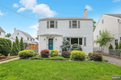 Rutherford Single Family Home For Sale: 169 Donaldson Avenue