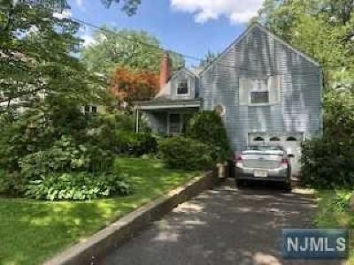 Tenafly Single Family Home For Sale: 195 Hickory Avenue