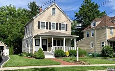 Oradell Multi Family 2-4 For Sale: 242 Maple Avenue