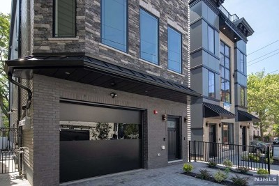 Hudson County Condo/Townhouse For Sale: 230 Sherman Avenue #1