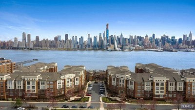 Hudson County Condo/Townhouse For Sale: 24 Ave At Port Imperial #100