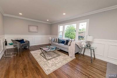 Hasbrouck Heights Single Family Home For Sale: 485 Burton Avenue
