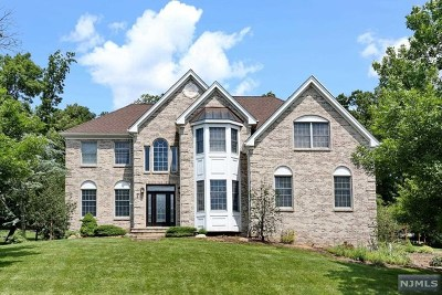 Passaic County Single Family Home For Sale: 7 Briarwood Way