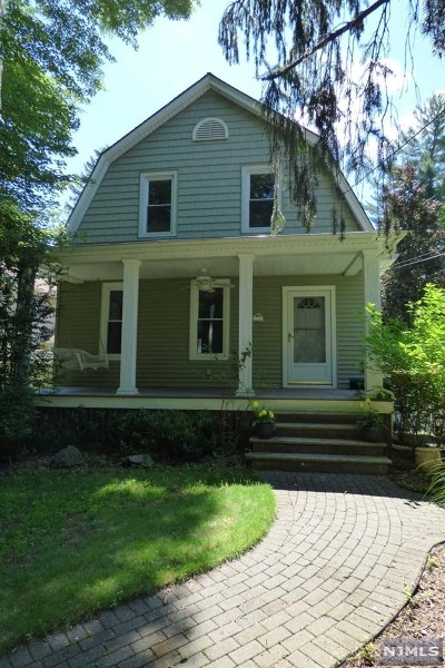 Closter Single Family Home For Sale: 73 West Street
