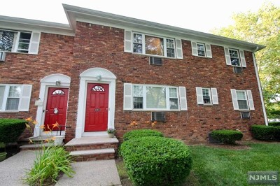 Wayne Condo/Townhouse For Sale: 1283b Valley Road #B