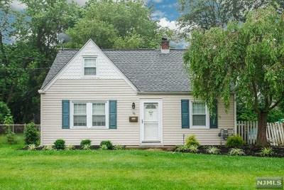 Morris County Single Family Home For Sale: 16 Brookside Avenue