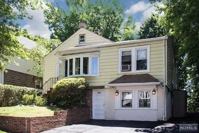 Bergen County Single Family Home For Sale: 50 East Grove Street