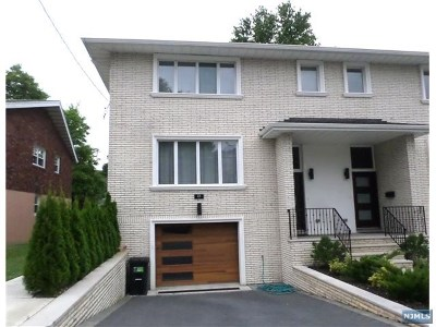 Fort Lee Condo/Townhouse For Sale: 456 Westview Place #A