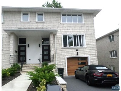 Fort Lee Condo/Townhouse For Sale: 456 Westview Place #B